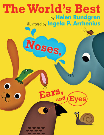 The World's Best Noses, Ears, and Eyes