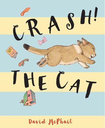 Crash! The Cat