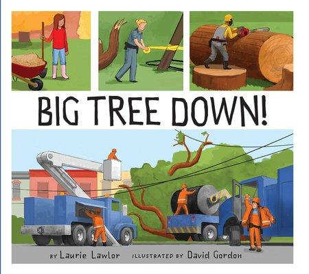 Big Tree Down!