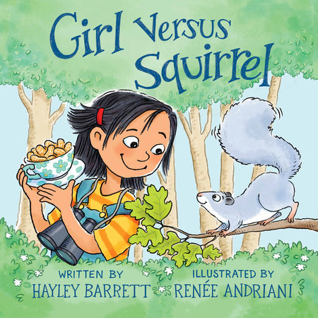 Girl Versus Squirrel