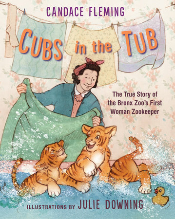 Cubs in the Tub