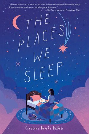 The Places We Sleep Cover