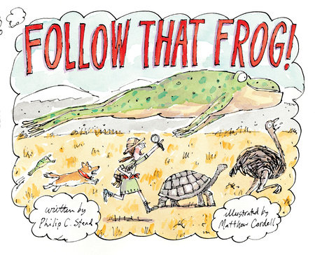 Follow That Frog