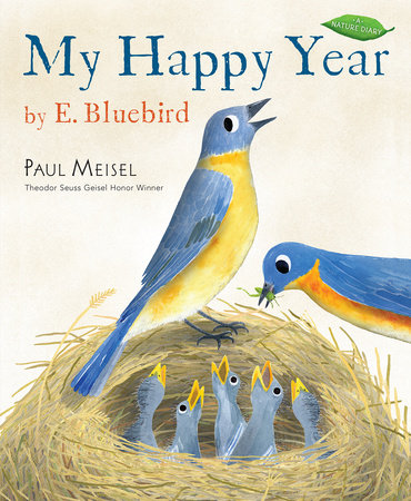 My Happy Year by E. Bluebird