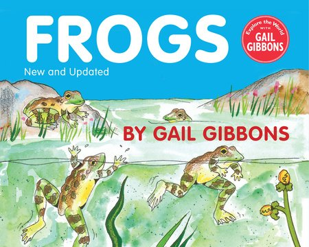 Frogs (New & Updated Edition)