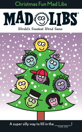 christmas fun mad libs mad libs - Christmas Mad Libs For Adults