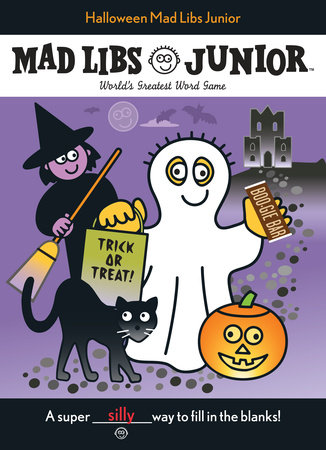 Halloween Mad Libs Junior