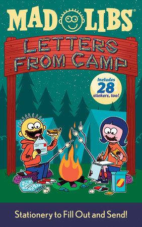 Letters from Camp Mad Libs