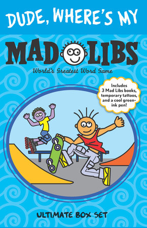 Dude, Where's My Mad Libs