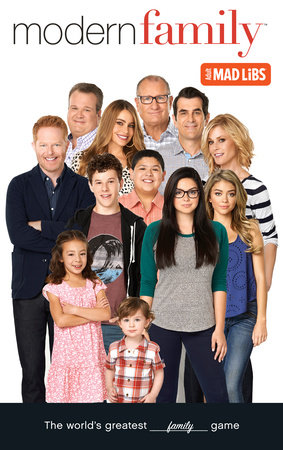 Modern Family Mad Libs