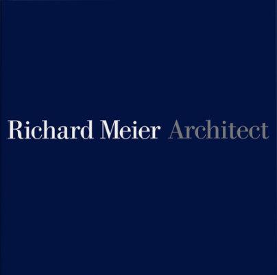 Richard Meier, Architect Volume 5 - Written by Richard Meier, Introduction by Kenneth Frampton, Afterword by Paul Goldberger and Frank Stella