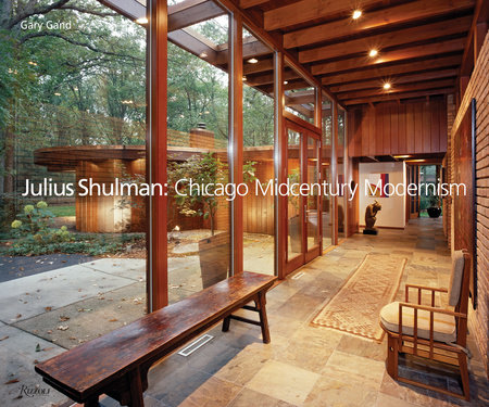 Julius Shulman: Chicago Midcentury Modernism