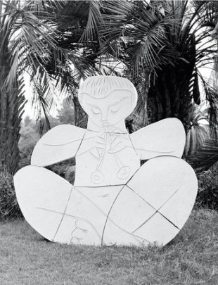 Picasso The Mediterranean Years 1945-1962 - Contribution by John Richardson and Elizabeth Cowling and Claude Arnaud