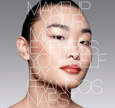 Makeup Your Mind - Author Francois Nars