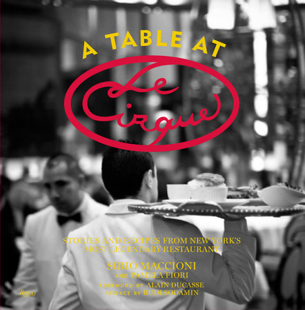 A Table at Le Cirque