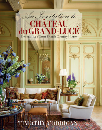 An Invitation to Chateau du Grand-Lucé