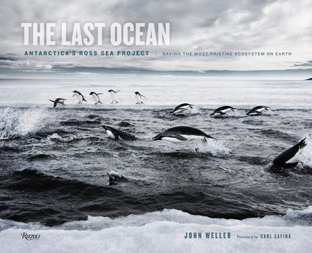 The Last Ocean: Antarctica's Ross Sea Project