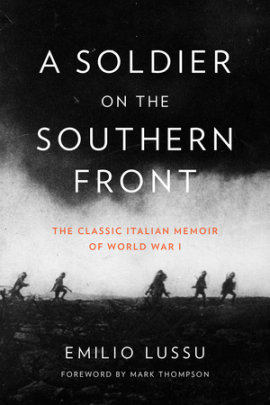 A Soldier on the Southern Front - Written by Emilio Lussu, Translated by Gregory Conti, Foreword by Mark Thompson