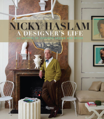 Nicky Haslam - Written by Nicky Haslam