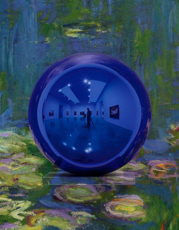 Jeff Koons: Gazing Ball Paintings