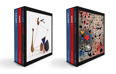 Miro and Calder's Constellations