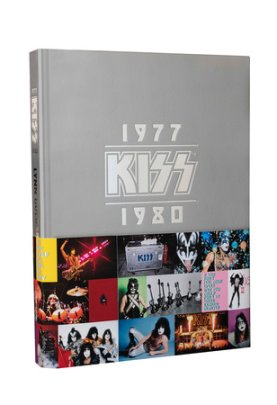 KISS - Written by Lynn Goldsmith, Contribution by Paul Stanley and Gene Simmons