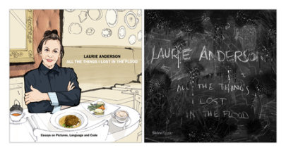 Laurie Anderson - Written by Laurie Anderson