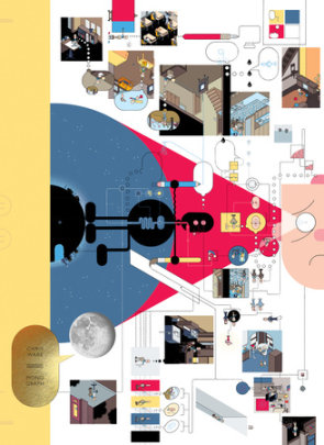 Monograph by Chris Ware - Written by Chris Ware, Introduction by Art Spiegelman and Francoise Mouly, Preface by Ira Glass