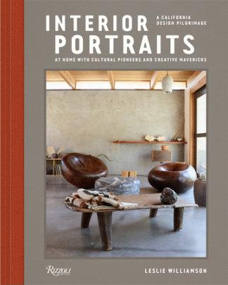 Interior Portraits - Author Leslie Williamson
