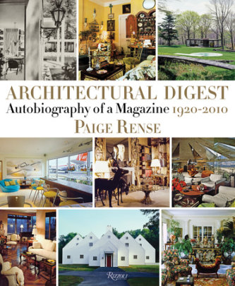 Architectural Digest - Written by Paige Rense