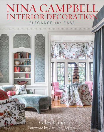 Nina Campbell Interior Decoration Elegance And Ease Rizzoli New York