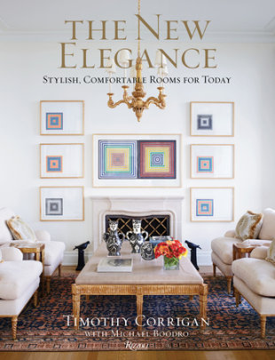 The New Elegance - Author Timothy Corrigan, Contributions by Michael Boodro