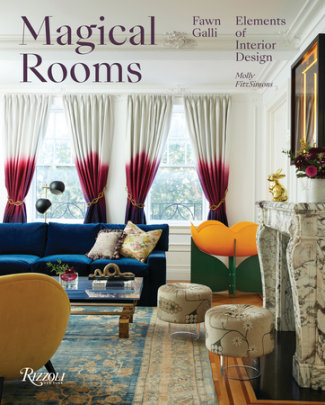 Magical Rooms - Written by Fawn Galli and Molly FitzSimons