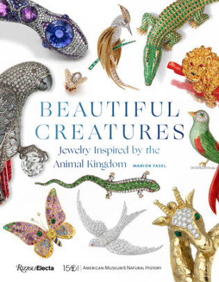 Beautiful Creatures - Author Marion Fasel