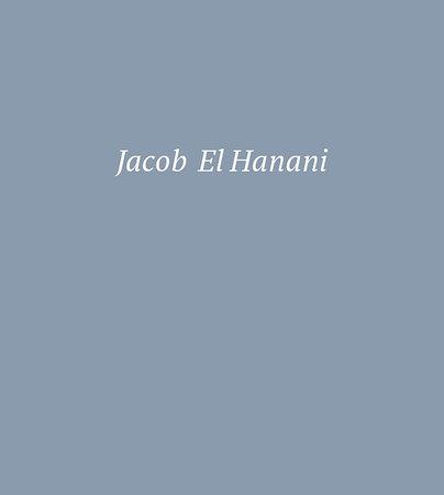 Jacob El Hanani
