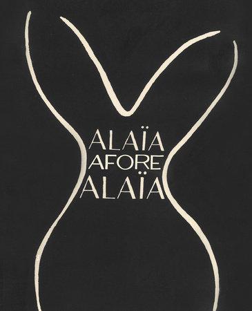 Alaïa Afore Alaïa