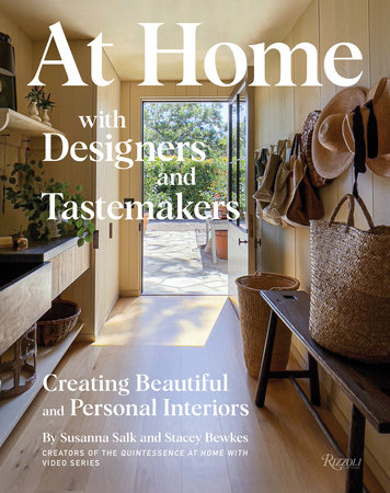 At Home with Designers and Tastemakers
