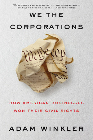 Cover of We the Corporations