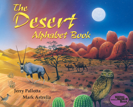 The Desert Alphabet Book