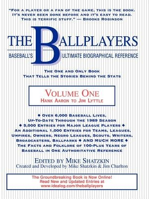 The Ballplayers | Volume 1