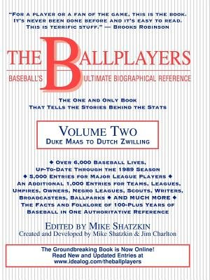 The Ballplayers | Volume 2