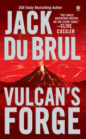 Vulcan's Forge book cover