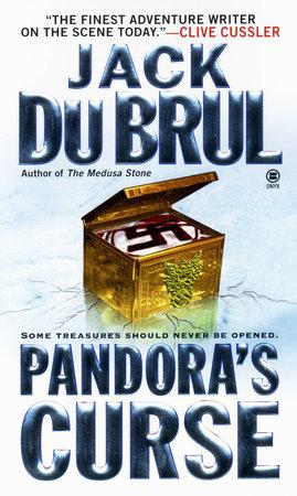 Pandora's Curse book cover