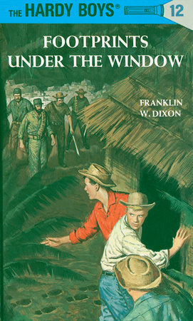 Hardy Boys 12 Footprints Under The Window Penguin Random House