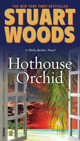 Hothouse Orchid book cover