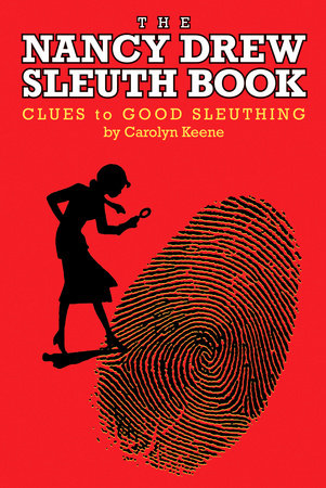 The Nancy Drew Sleuth Book