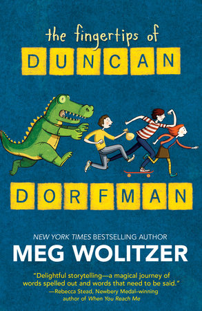 The Fingertips of Duncan Dorfman book cover