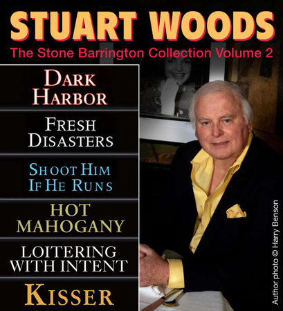 Stuart Woods The STONE BARRINGTON COLLECTION, VOLUME 2 book cover
