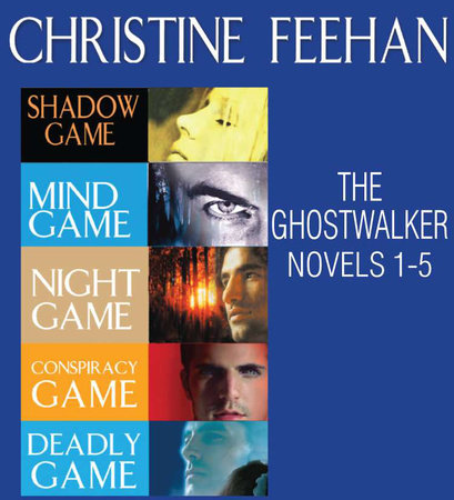 Christine Feehan Ghostwalkers Novels 1 5 By Christine Feehan