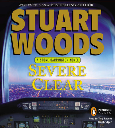 Severe Clear book cover